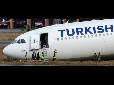 Air Disasters - Early Bird (Turkish Airlines Flight 726)