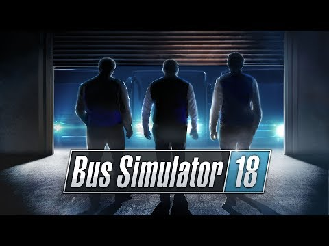 Bus Simulator 18 - Reveal-Trailer thumbnail