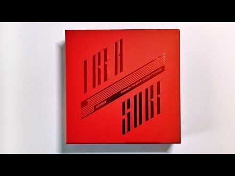 ATEEZ Trash Unboxes ATEEZ 에이티즈 2nd Mini Album Treasure Ep 2 : Zero To One - Mgirlpersonal