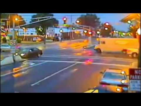 Jumping a Red Light