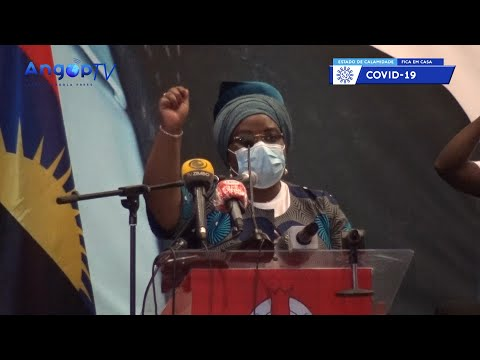 Vice-presidente do MPLA apela ao diálogo construtivo