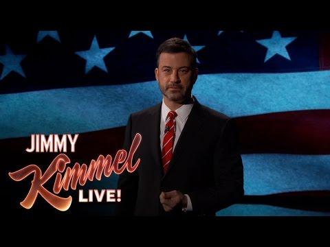 Jimmy Kimmel Also Takes an Oath
