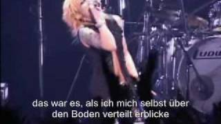 Dir en grey - wake - subbed (german)