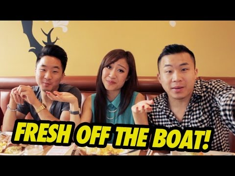 HOW DO WE RELATE TO FRESH OFF THE BOAT?! | Fung Bros