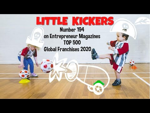 Little Kickers Franchise Video
