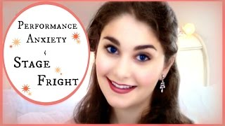 Overcoming Performance Anxiety & Stage Fright | Kathryn Morgan