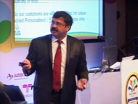 Print Summit 2014 : Avijit Mukherjee, Ricoh India Ltd at Print Summit 2014
