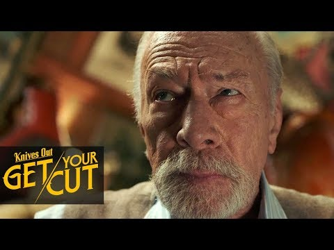 Knives Out (TV Spot 'Get Your Cut - Harlan Thrombey's Will')