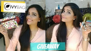 IvyBag March unboxing & GIVEAWAY ♥️ | Sana K