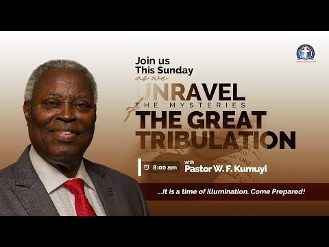 Deeper Life Sunday Service 15th November 2020 with Pastor W. F. Kumuyi