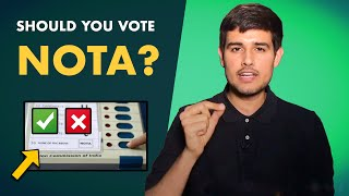 NOTA Voting: Should you vote for it? | Historical Analysis by Dhruv Rathee