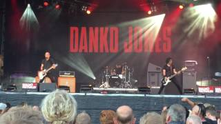Danko Jones - Cadillac - Lovercall - Gonna Be a Fight Tonight - Live Malmö 2016 Full Show 6/8