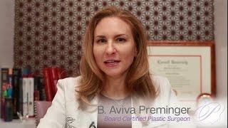 Dr B Aviva Preminger Plastic Surgeon New York New York The