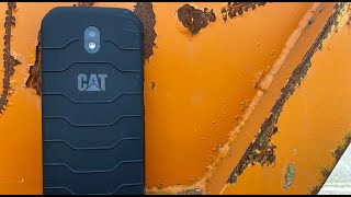 Machine Heads 3: It's Pretty Hard to Destroy Caterpillar's S42 Smartphone