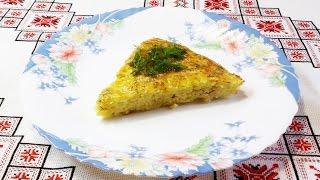 Картофельная запеканка с сыром Как приготовить картофельную запеканку Картопляна запіканка з сиром