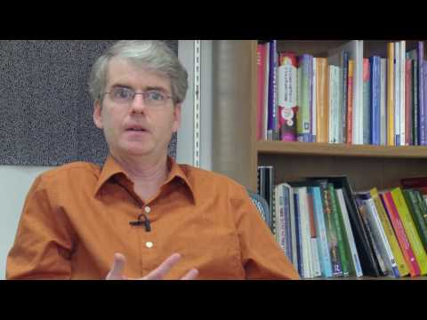 Professor discusses how to cope with work stress (Chris McCarthy)