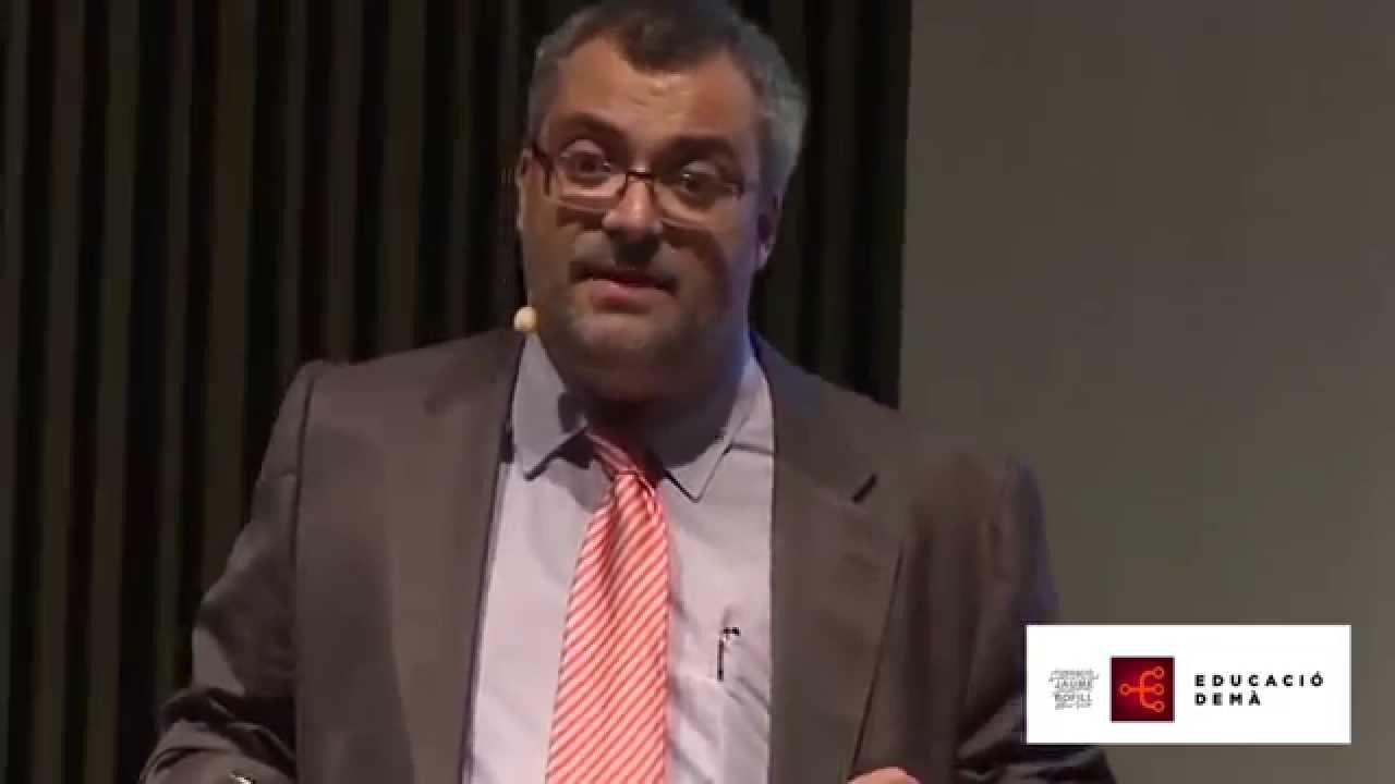 Miquel Àngel Prats-Tendències de canvi en educació: lideratge distribuït, comunitats i acompanyament