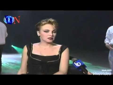 """شيرين رضا في كواليس كليب """" فين أيامك """" مع وردة"""