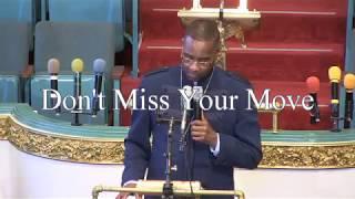Greater St. John Missionary Baptist Church Oakland HD, Bishop Payton