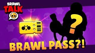 Brawl Talk: Brawl Pass! New Brawler, New Skins, and MORE coming to Brawl Stars!