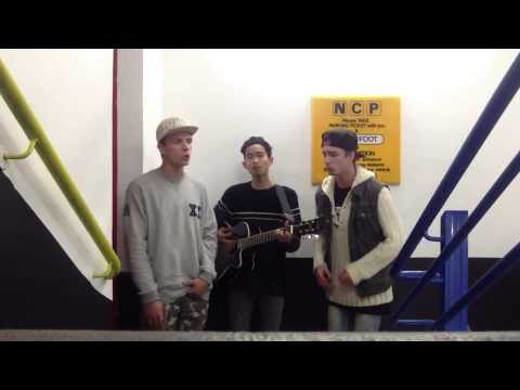 This is our cover of we can't stop.  Hope you enjoy..   Please subscribe :)   Check us out :  Twitter - @RawOffic Www.facebook.com/Rawoffic  *******