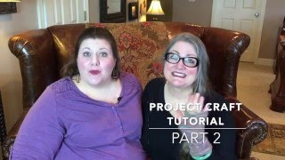 Project Craft Journal Part 2 - Add a Dedication Page, Banner, & Envelope to Your Journal
