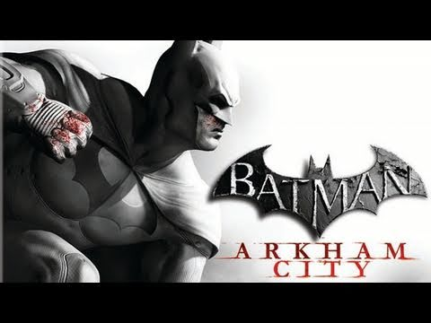 Batman: Arkham City 12 Minutes of Gameplay Footage with Catwoman Combat