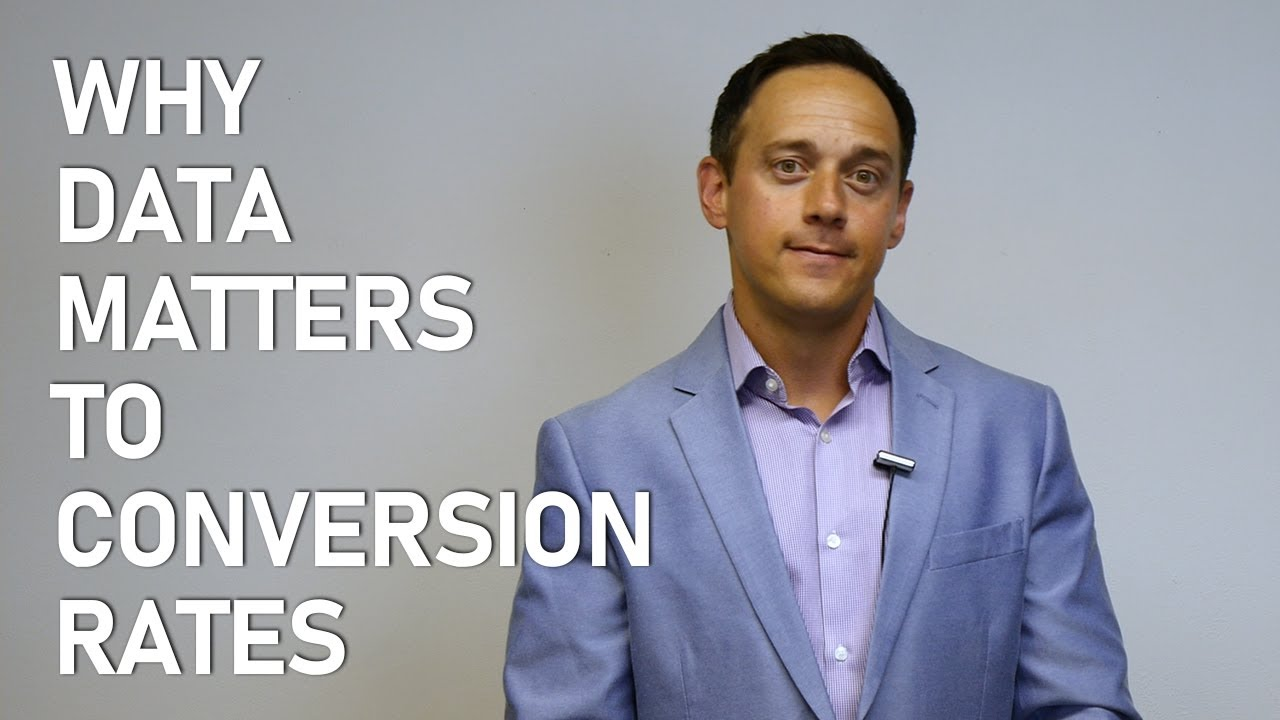 What Type of Conversion Rate Can You Expect With Different Data?