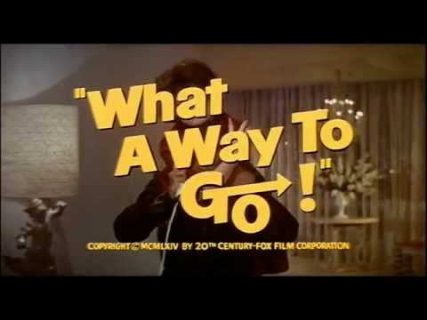 What A Way To Go! (1964) Official Trailer