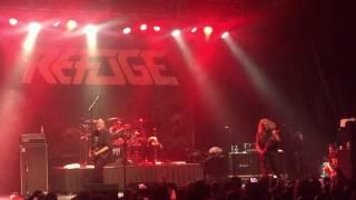 Refuge (RAGE) Nevermore Live ProgPower XVII Atanta +setlist!