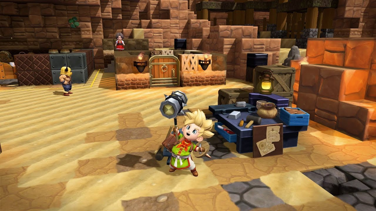 Video DRAGON QUEST BUILDERS® 2 [STEAM]