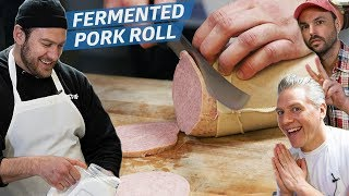 How to Make Pork Roll/Taylor Ham with Brad Leone — Prime Time thumbnail