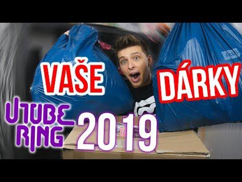 Vaše dárky z Utuberingu 2019