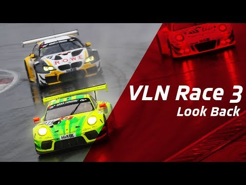 Racing in the WET Hell | VLN Race 3