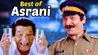 Best Comedy Scenes of Versatile Comedian - Actor Asrani   Welcome - Fool N Final - Dulhe Raja