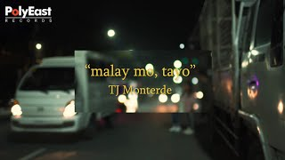 "The official lyric video for ""malay mo, tayo"" Get TJ's new single   https://backl.ink/90602670  PolyEast Records Corporation The company comprises two divisions – PolyEast Records Corporation which produces local artists and distributes independently produced albums and PolyEast/EMI Publishing together the world's largest and most successful music publishers.  PolyEast management is headed by professionals who are veterans in the music business. Their expertise has made the company one of the top record companies in the Philippines.  Currently the local artist in its roster are Martin Nievera (the top recording artist), Bamboo Mañalac (former vocalist of the band Bamboo), Zsa Zsa Padilla, TJ Monterde, Sassa Dagdag, Chan Millanes, Drei Raña and others. Other top acts who have independently produced their albums are being marketed and distributed by PolyEast Records.  PolyEast is expanding its artist roster and has started doing collaborations with record labels from the SouthEast Asian region.  For more info please visit Polyeast Records social sites: Facebook: http://on.fb.me/1oQUbSj Twitter: https://twitter.com/PolyEastRecords Instagram: https://instagram.com/PolyEastRecords"