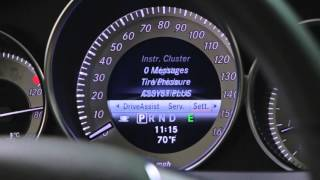 Mercedes Benz Tire Pressure Light: What Does It Mean?