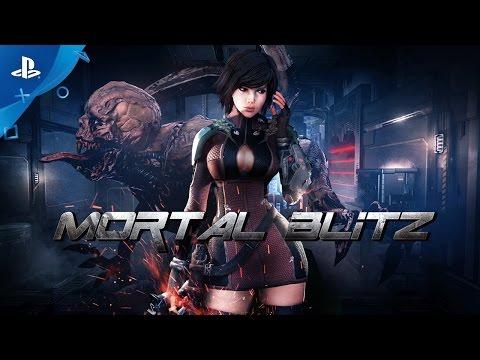 Mortal Blitz - Launch Trailer | PS VR thumbnail