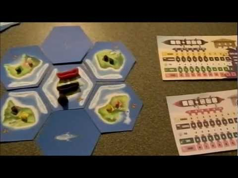 Tahiti Game Overview by Grim Tree Games