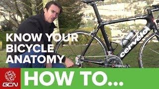 Anatomy Of A Bicycle - GCN's Maintenance Mondays