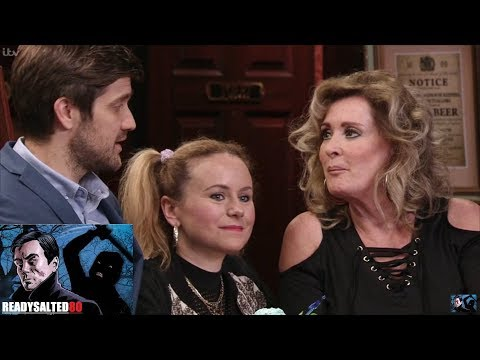 Coronation Street - Mary & Gina Fight At Karaoke