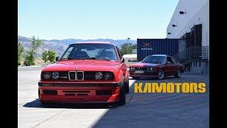 turbo E30 325i m20 vs turbo E24 635csi turbo Kamotors
