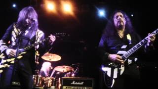 "STRYPER - ""The Rock That Makes Me Roll"" [7/14/13 - Live at The Chance in Poughkeepsie, NY]"