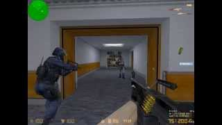 Counter Strike 1.6  карта cs_office
