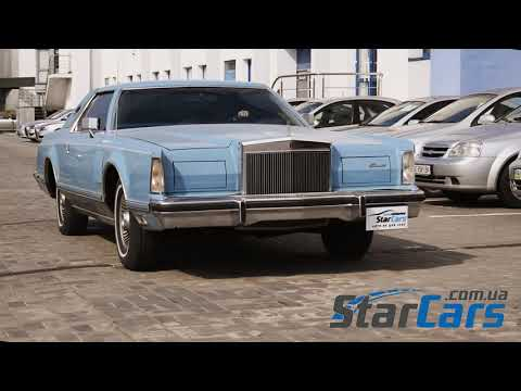 Lincoln Continental Mark V 1979