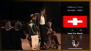 Michael Jackson Live In Basel 1997: Heal The World - HIStory Tour