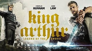 King Arthur: Legend of the Sword Movie Explained in Hindi/Urdu | Hollywood fantasy/drama film 2017
