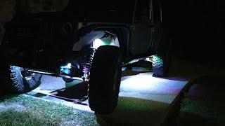 Derby City LEDs Abraxas Rock Lights