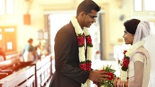 Beautiful Christian Wedding Malaysia - Fabian + Usha by Jobest