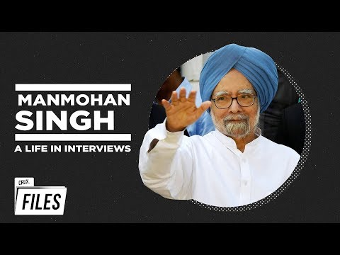 Manmohan Singh: The Politician Who Wasn't | Rare Interviews | Crux Files